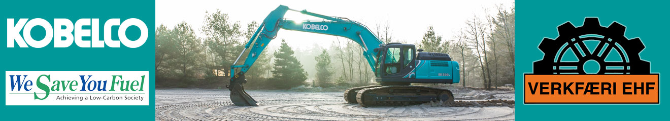 Kobelco - We Save You Fuel